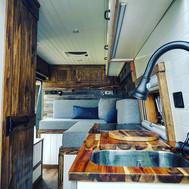 Cool campervan conversions