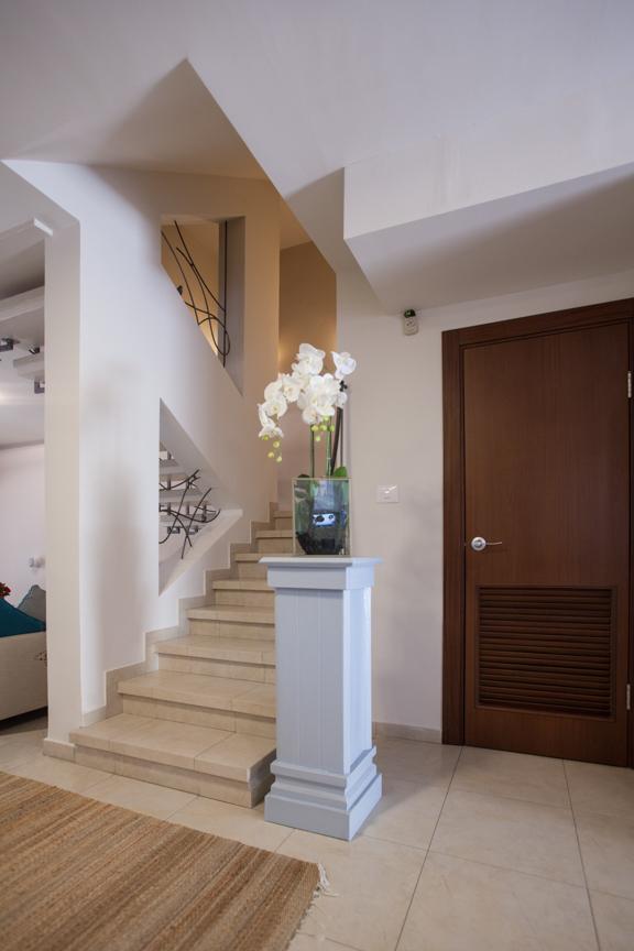 עיצוב בית פרטי בסגנון יוקרתי