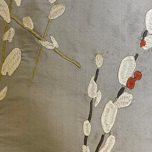 Mikado Silk Silver