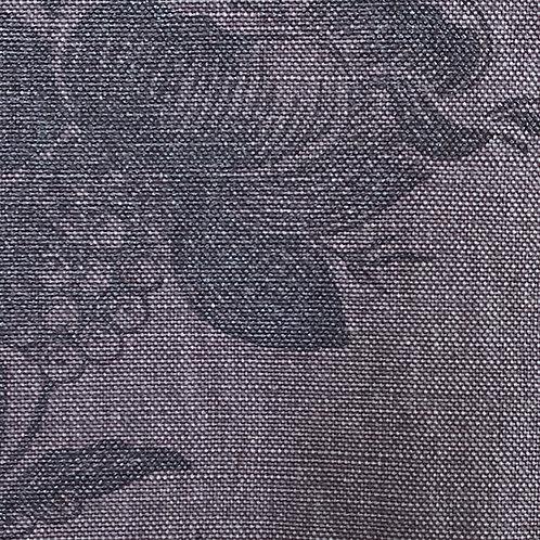 Mauve Printed Floral