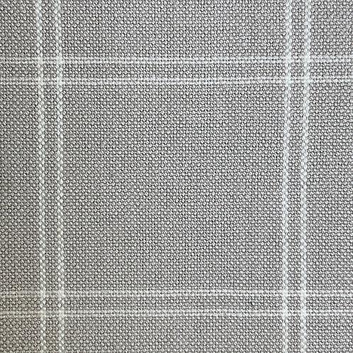 Grey/White Check