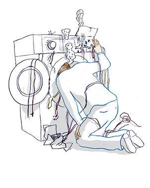Broken Washing Machine Low Cost Repairs