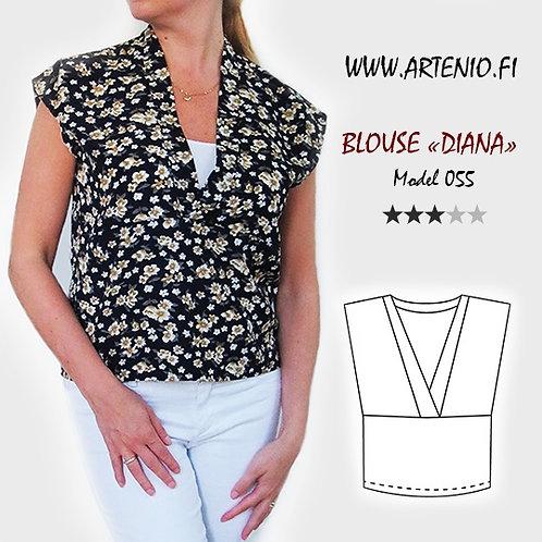 "Blouse ""Diana"", model 055, size 36"