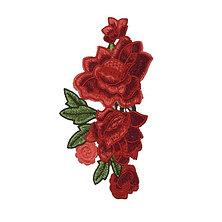 Ruusu - silitettävä merki