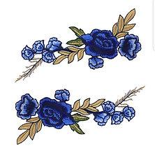 Ruusuköynnös - ommeltava kuvio