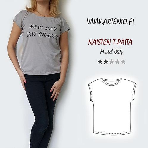 T-paita mod. 054, koko 36