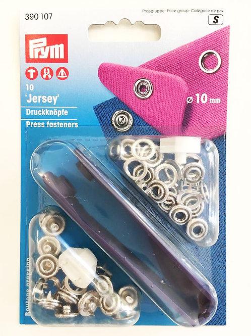Jerseyneppi (hopea) jersey 10mm