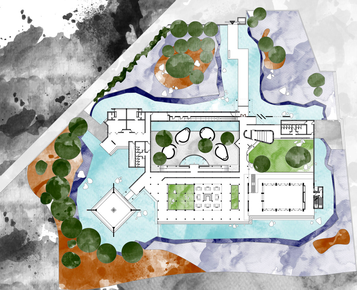 Architectural & Landscape Plan