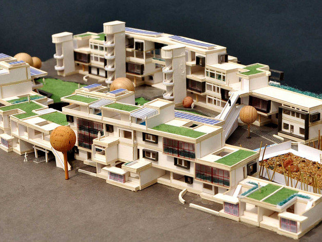 KALPANA APARTMENTS (unbuilt)