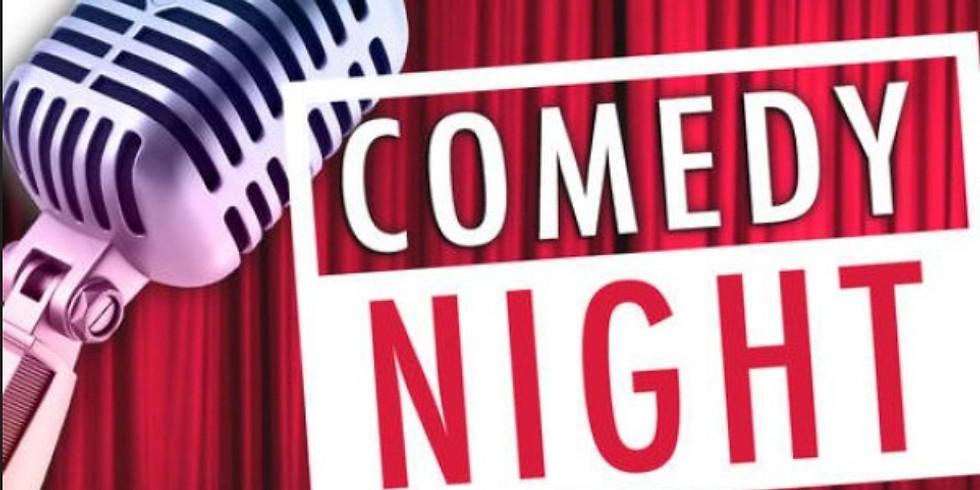Comedy night-$10 pre-sale- $12 at the door