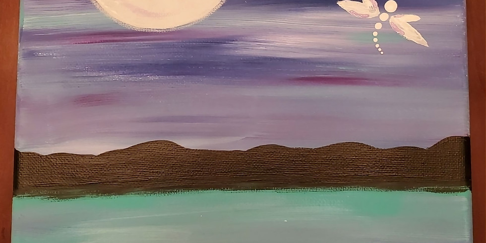 Paint  Night, $15 per person