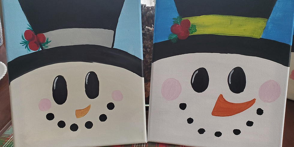 Kids paint day.. $10 each person