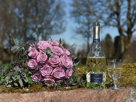 Bröllopssäsongen är här (In Swedish)