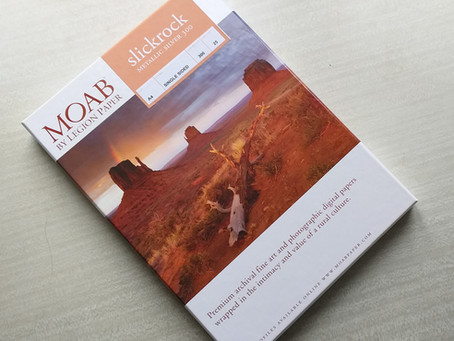 Recommendation: MOAB by Legion metallic photo paper