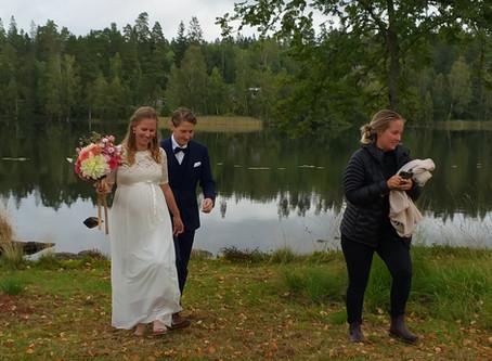 Kamerahaveri vid bröllop - nära katastrof!