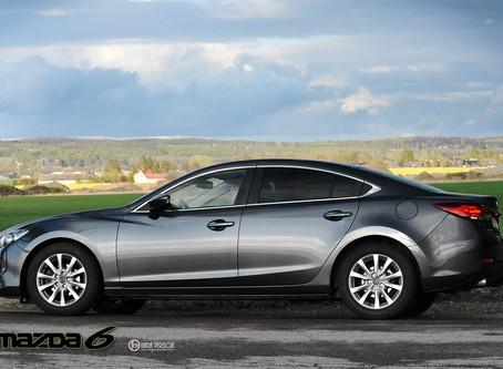 Mazda 6 - Sale's photo shoot