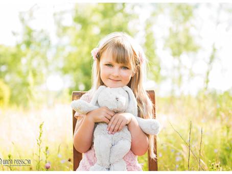Barnfotograferingar