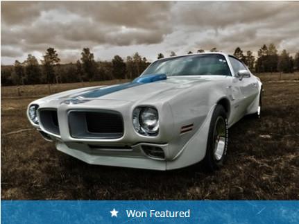 Pontiac Firebird Trans Am - Featured on Viewbug