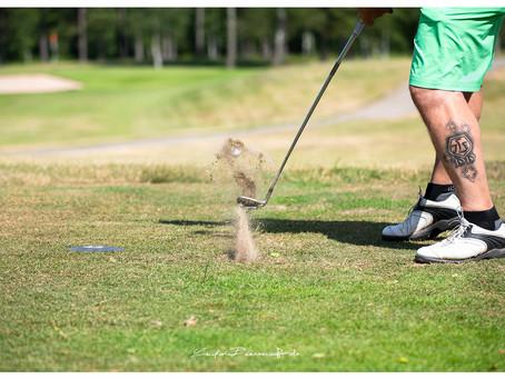 Golfsession gav mersmak