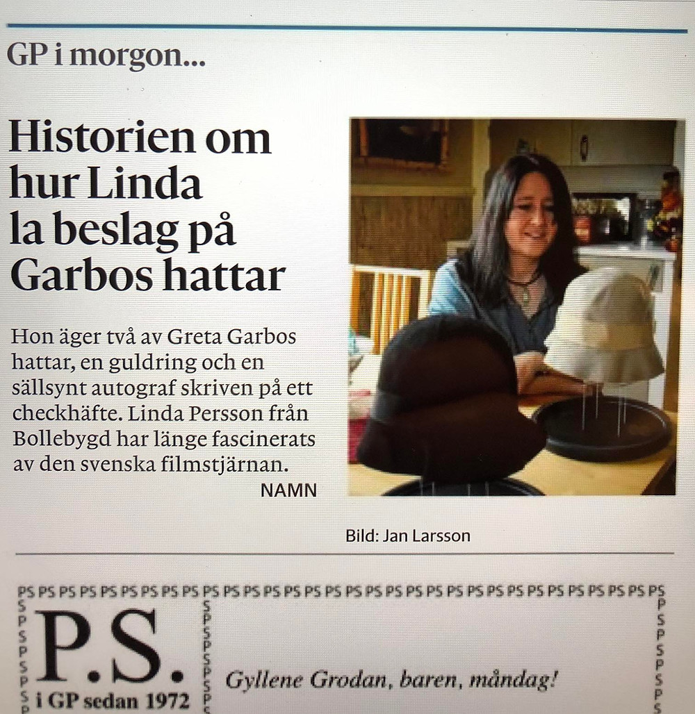 Göteborgs Posten December 2019
