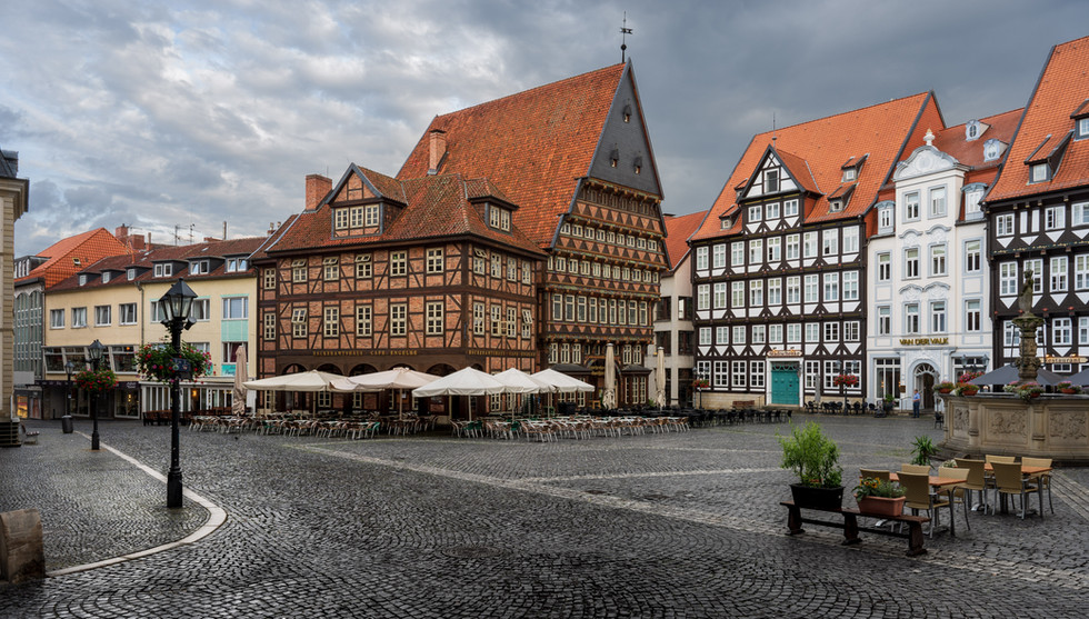 Marktplatz Hildesheim