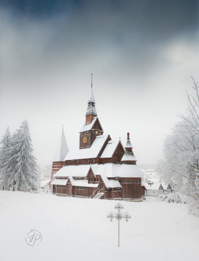 Stabkirche in Hahnenklee