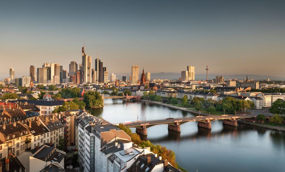 Guten Morgen Frankfurt