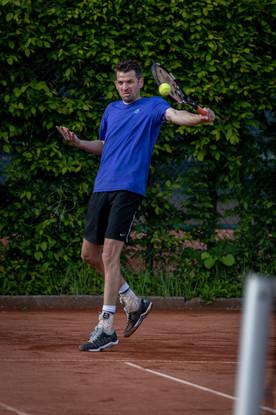 Marc Leimbach Rückhand