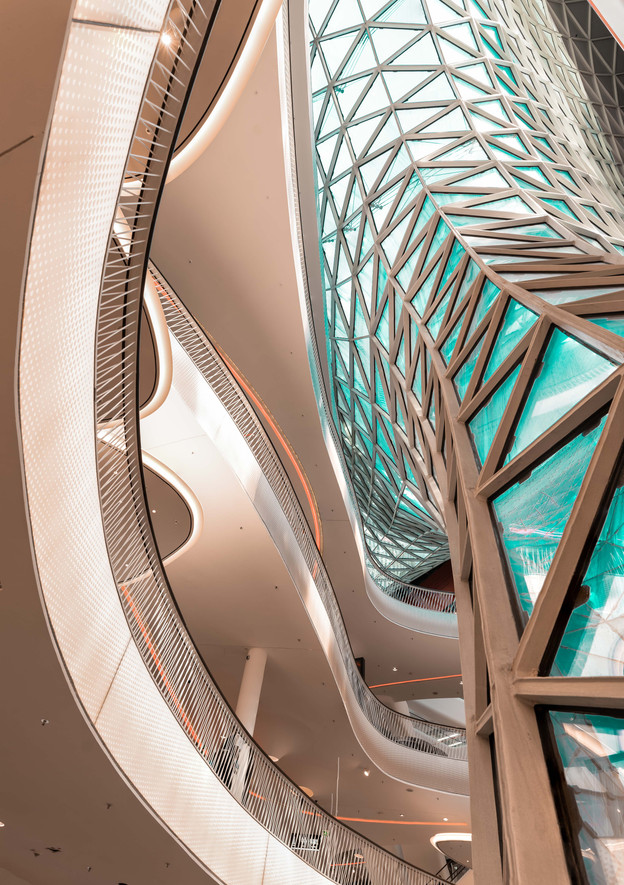 MyZeil Architektur