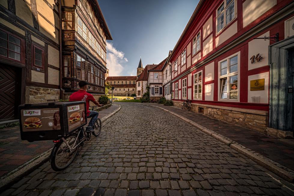 Fachwerkviertel Bühl