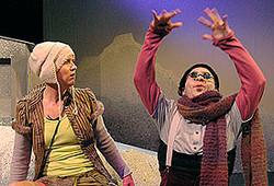 Kika Muis en Arie Mol 2008