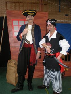optreden Piraten
