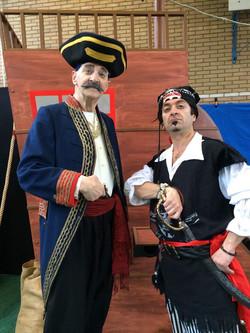 kindervoorstelling piraten 2014