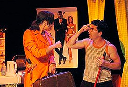 optreden, Broer&Zus