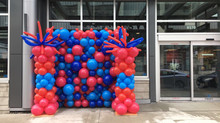 Balloon Walls make a Pop'n Good Backdrop!