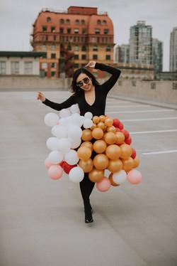 Balloon Skirt