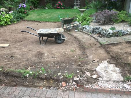 Garden Design in Earlsdon Coventry