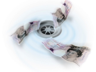 Stop washing money down the drain get them sorted