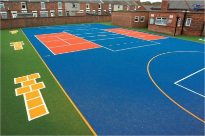 Play Grass for schools