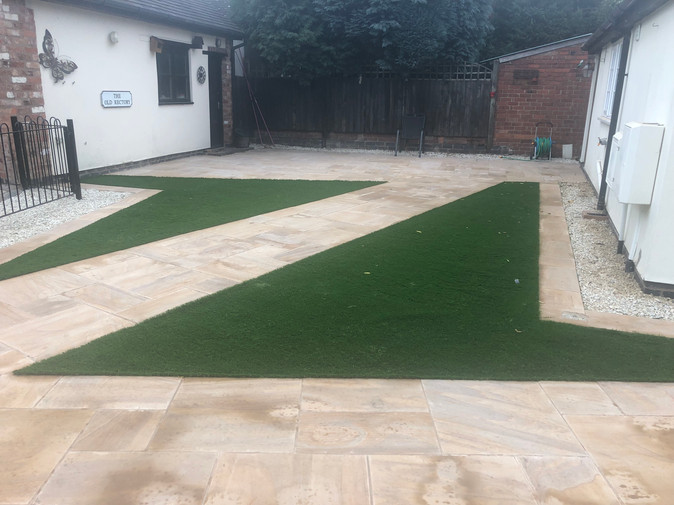What Is Artificial Grass Tamworth All About?