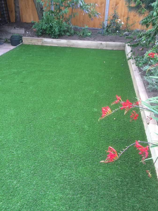 WHAT ARE THE DISADVANTAGES OF ARTIFICIAL GRASS?