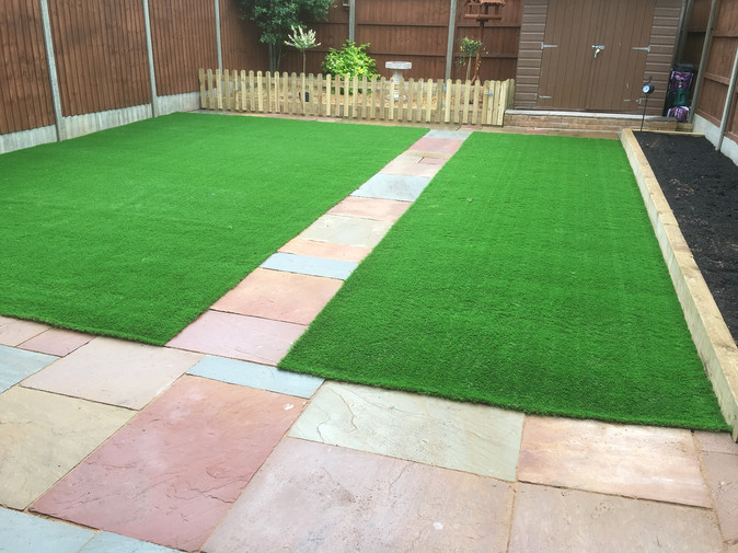 Artificial grass suppliers coventry