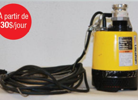 Pompe à eau 2 po - électrique