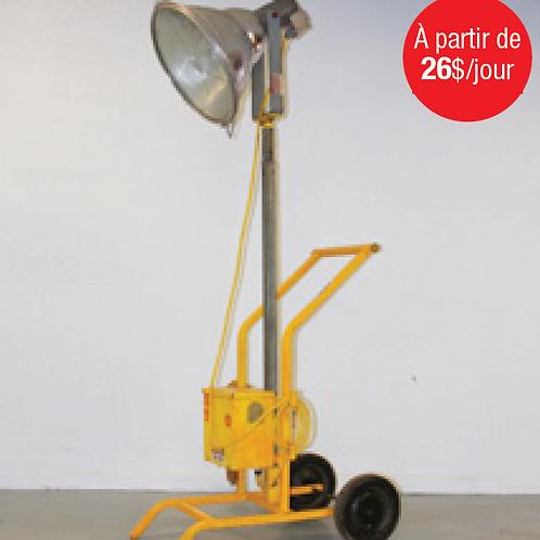 Lampe extérieur - ampoule 120 V