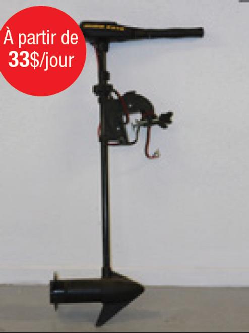 Moteur hors-bord électrique 55 lb
