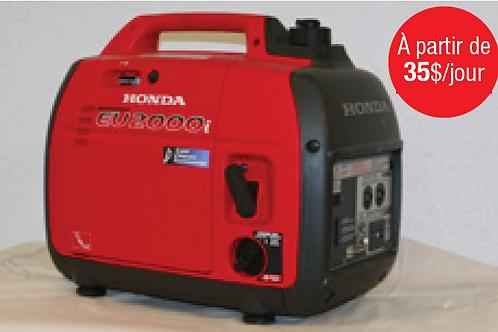 Honda 2 000 W inverter