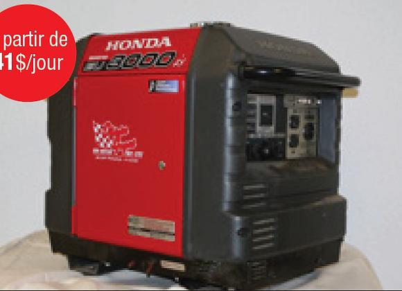 Honda 3 000 W inverter