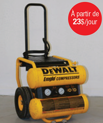 Compresseur à air 120 V