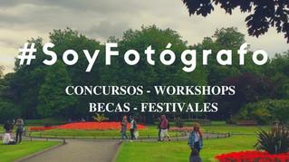 BIENVENIDO a la comunidad #SoyFotógrafo