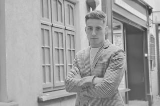 Fashion Photoshoot with Mr. Ireland